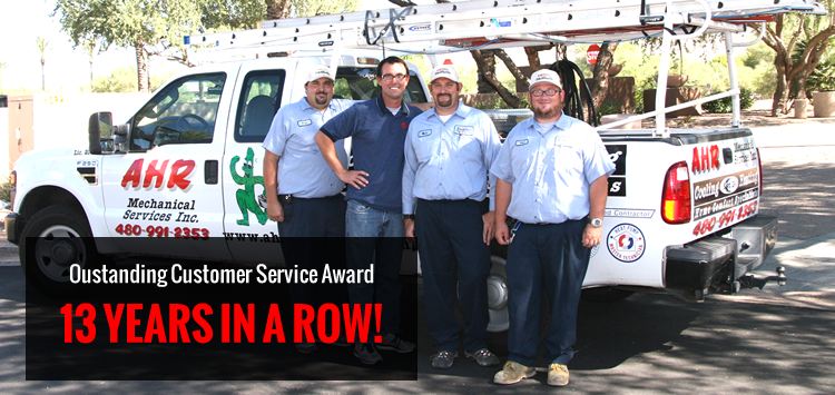 AHR Mechanical Services - Tempe Air Conditioning