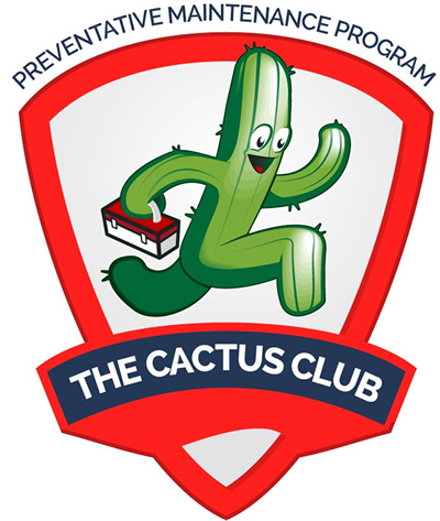 The Cactus Club - Preventative Maintenance Program